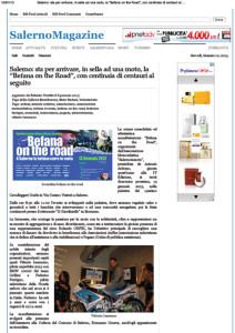 10.01.2013 - SalernoMagazine