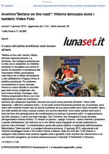 11.01.2013 - Lunaset