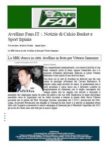 24.12.2012 - AvellinoFans
