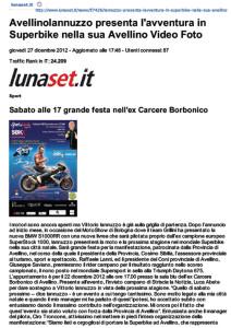 24.12.2012 - Lunaset