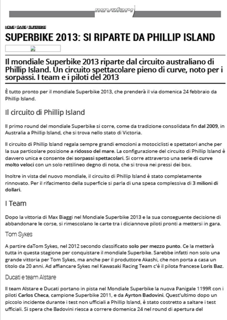 19.02.2013 - Nuvolari