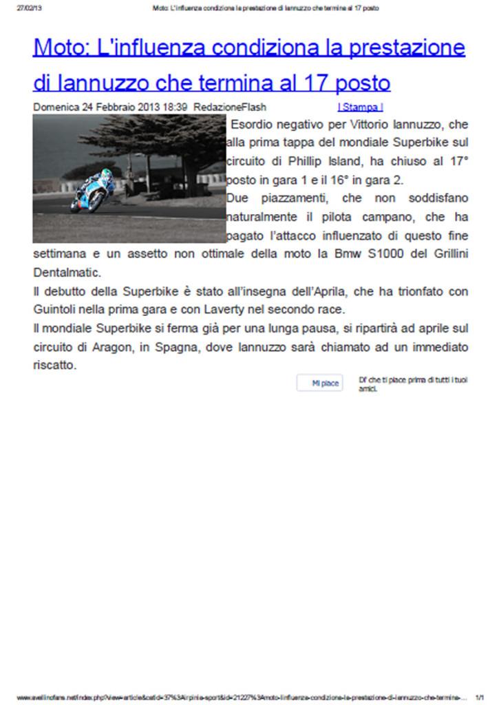 24.02.2013 - AvellinoFans