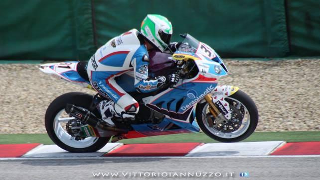 Vittorio_Iannuzzo_Superbike_2013_Grillini_Dentalmatic_Imola
