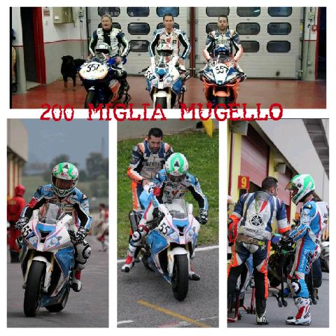 Vittorio Iannuzzo - 200 Miglia Mugello 2013 - BMW S1000RR - Superbike - 16/17 Novembre 2013