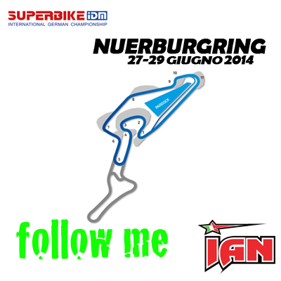 Vittorio_Iannuzzo_IDM_Supersport_HPC_Power_Suzuki_GSXR_600_Dunlop_Germania_2014_Round_4_Nuerburgring_Maps