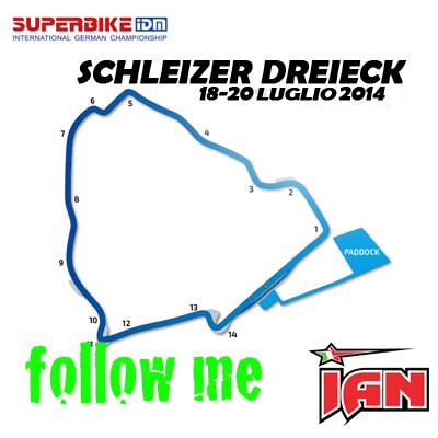 Vittorio_Iannuzzo_IDM_Supersport_HPC_Power_Suzuki_GSXR_600_Dunlop_Germania_2014_Round_5_Schleizer_Dreieck_Maps