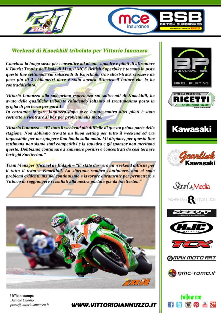 Vittorio_Iannuzzo_BSB_British_Superbike_MCE_Gearlink_Kawasaki_Ninja_ZX10_1000_Pirelli_Inghilterra_2016_Comunicato_Stampa_Gare