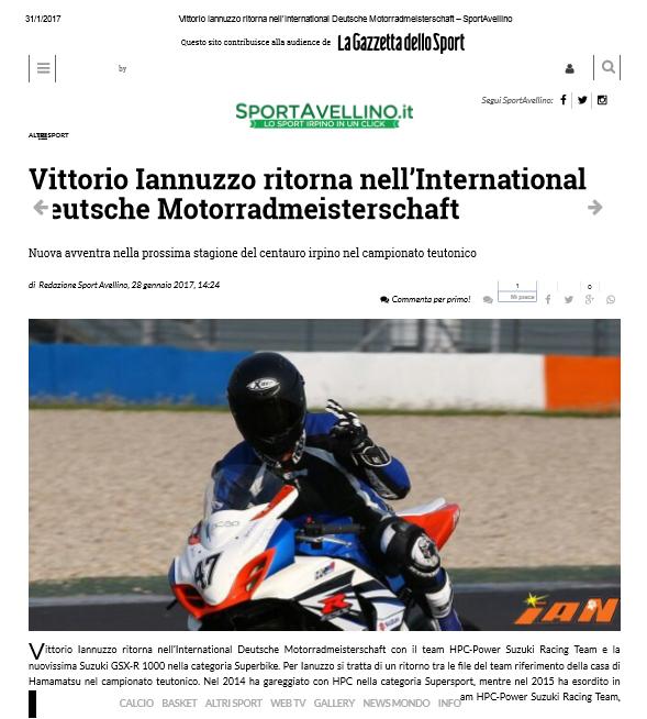 28.01.2017 - SportAvellino.it